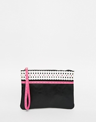 Miss Kg Hollie Clutch Bag Black