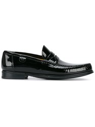Dolce And Gabbana Classic Moccasins Black