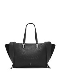 Vince Camuto Riley Large Leather Tote Oxford