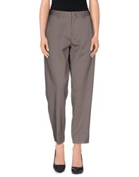 Pt01 Trousers Casual Trousers Women
