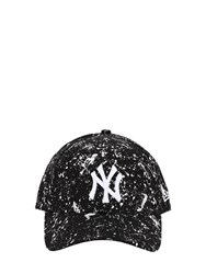 New Era Mlb Paint Pack Cotton Baseball Hat Black