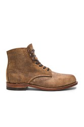 Wolverine Original 1000 Mile Boots Brown