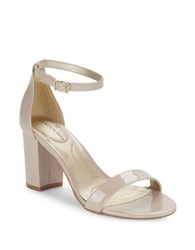 Bandolino Armory Faux Leather Sandals Natural