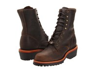 Chippewa Apache Logger Chocolate Men's Boots Brown