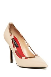 Charles Jourdan Oke Pump Beige