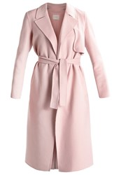 Selected Femme Sfvanja Classic Coat Rose Dust