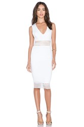 Bless'ed Are The Meek Castaway Dress White