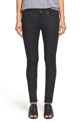 Eileen Fisher Women's Stretch Skinny Jeans Vintage Black