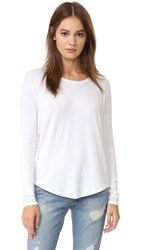 Rag And Bone Hudson Pullover White