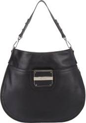 Milly Colby Hobo Bag Black