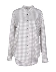 The Editor Shirts Shirts Women Light Grey