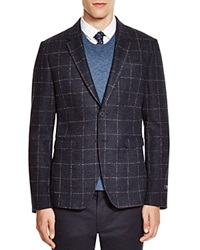 Paul Smith Windowpane Slim Fit Sport Coat