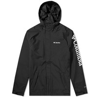 Columbia Windell Park Hooded Jacket Black