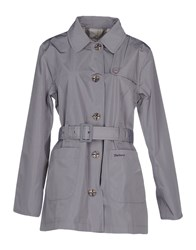 Barbour Coats And Jackets Full Length Jackets Women Grey
