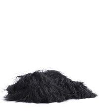 Ugg Fluff Momma Shearling Slippers Black