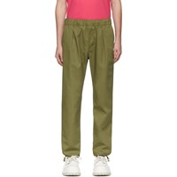 Champion Reverse Weave Green Pleated Lounge Pants
