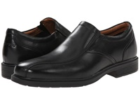 Rockport Dressports Luxe Bike Toe Slip On Black Men's Shoes