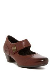 Josef Seibel Amy 37 Mary Jane Pump Brown