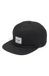 Herschel 'Albert' Ball Cap Black
