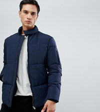 Selected Homme Puffer Jacket Dark Sapphire Black