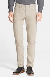 Men's A.P.C. 'Petit New Standard' Slim Fit Jeans Mastic Cream