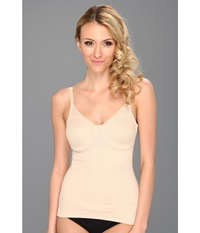Miraclesuit Extra Firm Sexy Sheer Shaping Underwire Camisole Nude Women's Underwear Beige