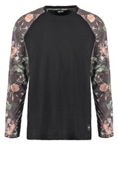 Only And Sons Onsolivier Long Sleeved Top Black