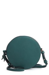 Chelsea 28 Chelsea28 Cassie Faux Leather Circle Crossbody Bag Green Green Wood