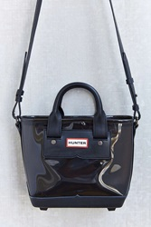 Hunter Original Clear Mini Tote Bag