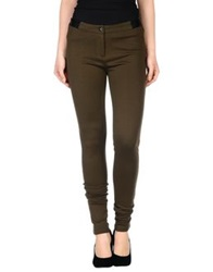 Silvian Heach Leggings Military Green
