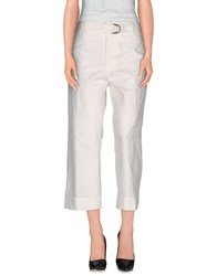 Isabel Marant Trousers Casual Trousers Women Ivory