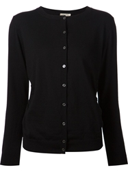 Nina Ricci Embroidered Detail Cardigan Black