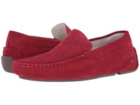 Lacoste Piloter 316 2 Dark Red Men's Shoes