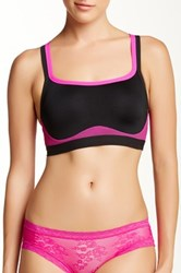 Josie Amp'd Sports Bra Black