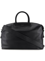 Wooyoungmi Logo Stamp Holdall Black