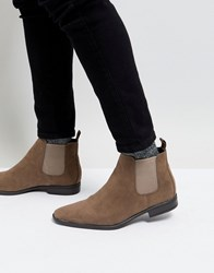 New Look Chelsea Boots In Stone