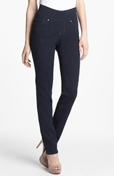 Jag Jeans Petite Women's 'Peri' Pull On Straight Leg