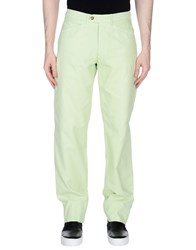Santaniello And B. Casual Pants Light Green