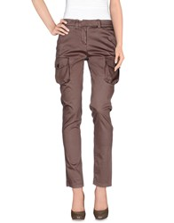 Henry Cotton's Trousers Casual Trousers Women Cocoa