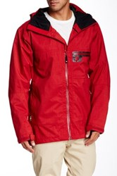 Dc Axis 15 Snow Jacket Red