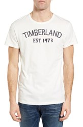Timberland Men's Kennebec River 1973 Graphic T Shirt Picket Fence