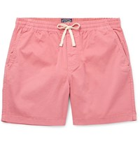 J.Crew Dock Stretch Cotton Shorts Pink