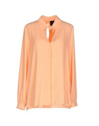Hotel Particulier Shirts Shirts Women Apricot