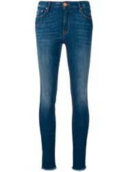 Don't Cry Skinny Jeans Blue