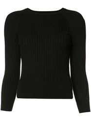 Creatures Of The Wind Kedi Jumper Black