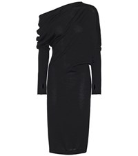 Tom Ford Cashmere And Silk Dress Black