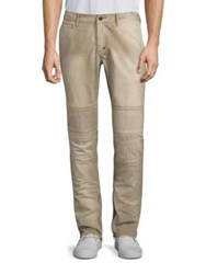 Prps Quasar Hybrid Savoy Fit Chino Pants Beige