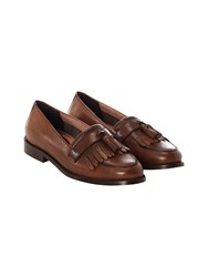 White Stuff Adele Loafer Shoe Brown