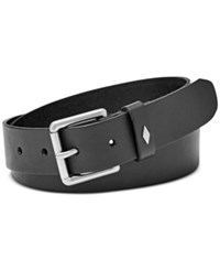 Fossil Diamond Keeper Belt Black