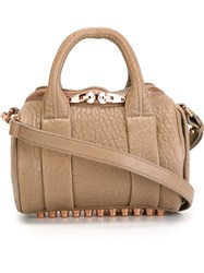 Alexander Wang 'Rockie' Tote Nude And Neutrals